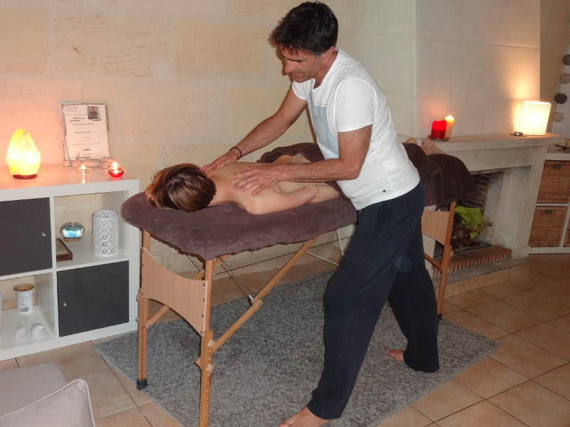 sébastien gros massage ayurvédiques relaxation massage landes pays basque