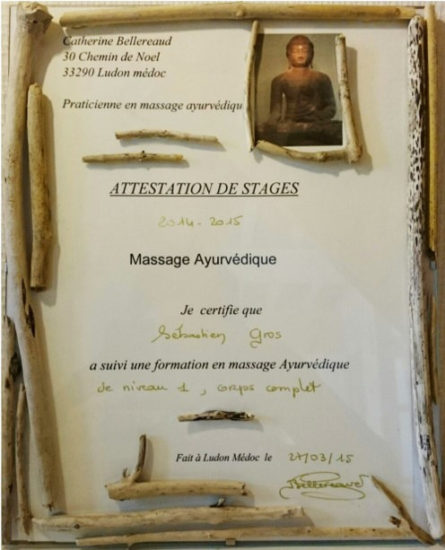 diplome formation ayurvedique