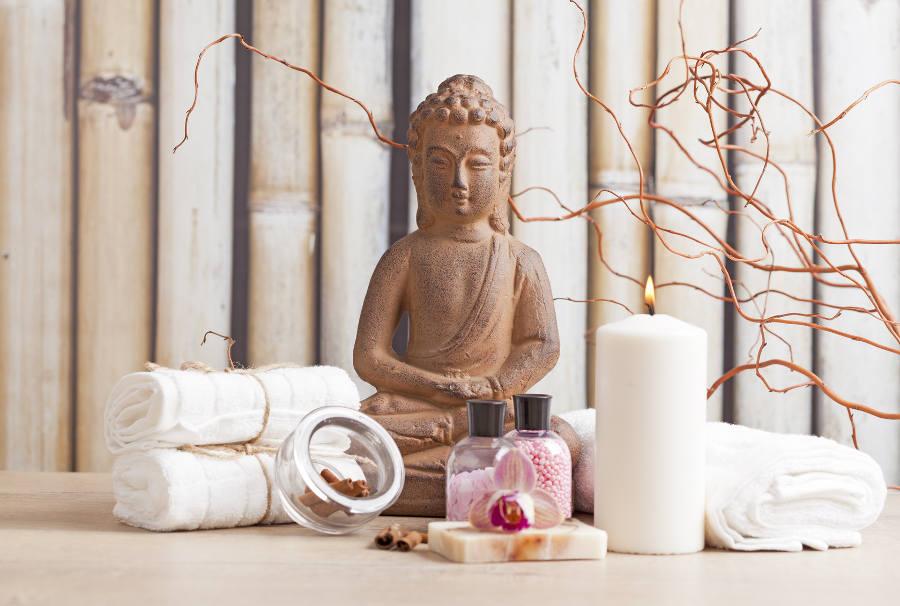 bienfaits massage ayurvédique ondres Landes vague de bien être