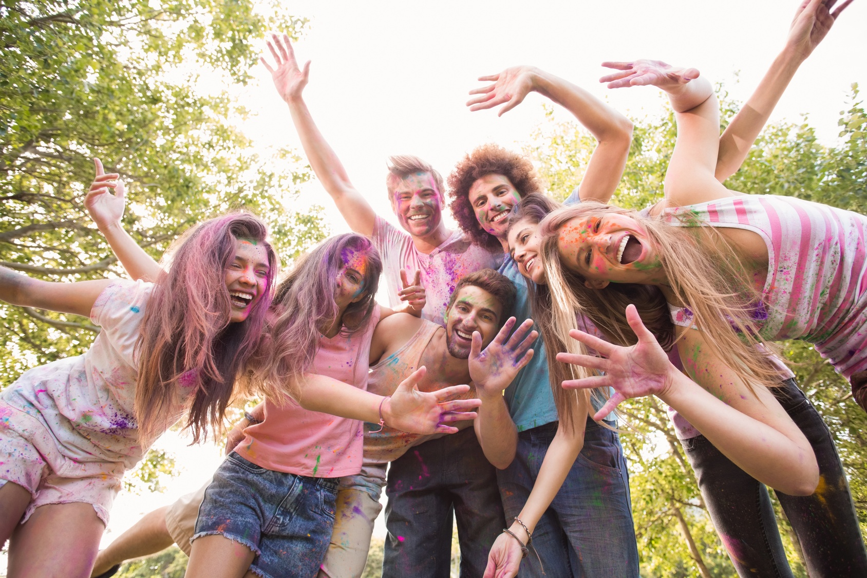 massage pour les jeunes Ondres Landes vague de bien être